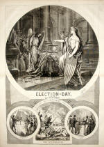 Thomas Nast Election 1864