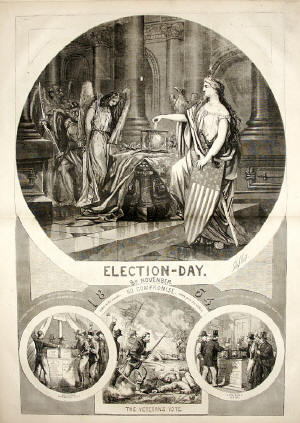 Election Day 1864