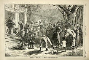 Southern Plantation Slaves