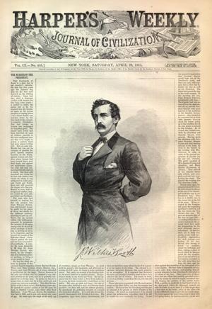 Abraham Lincoln Assassination John Wilkes Booth | www ...  Abraham