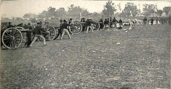Pictures of the Siege of Petersburg