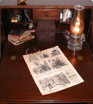 Plantation Slave Print