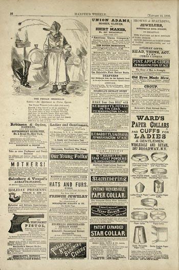 patent medicine advertisement