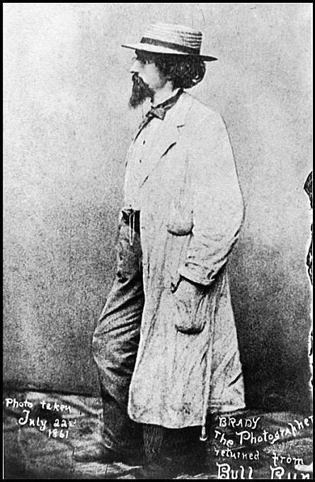 a biography of matthew brady a famous photographer Famous women spies  having considerable success as a portrait photographer, brady then turned his attention in 1861 to photographing the civil war.
