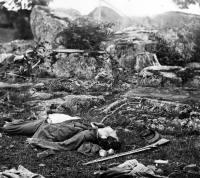 Dead in the Devil's Den- Gettysburg