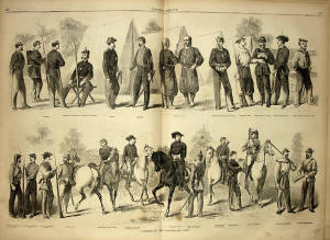 recollection of the american civil war from the eyes of a confederate soldier Turning points of the american civil war turning points: 4 responses to recollections of confederate officers for through the eyes of their unconventional.