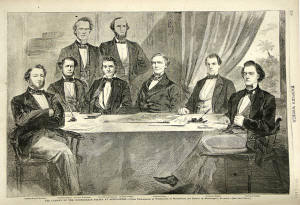 Cabinet of the Confederate States of America