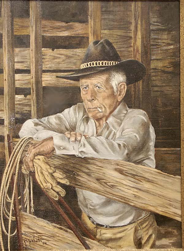 Famous cowboy art - photo#3