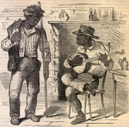slavery and civil war From january 1863 onward, the civil war was about re-establishing the union  without slavery yes, the proclamation was limited in scope, being constrained by .
