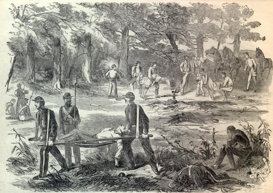 the search for the battle of the bull runs general The confederate army under general pgt beauregard defeated the union army under general irvin mcdowell at the first battle of bull run.