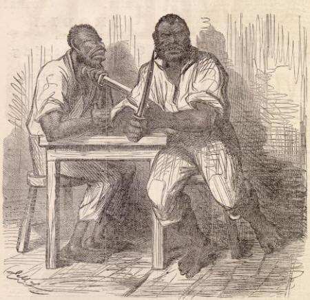 slavery in the civil war essays