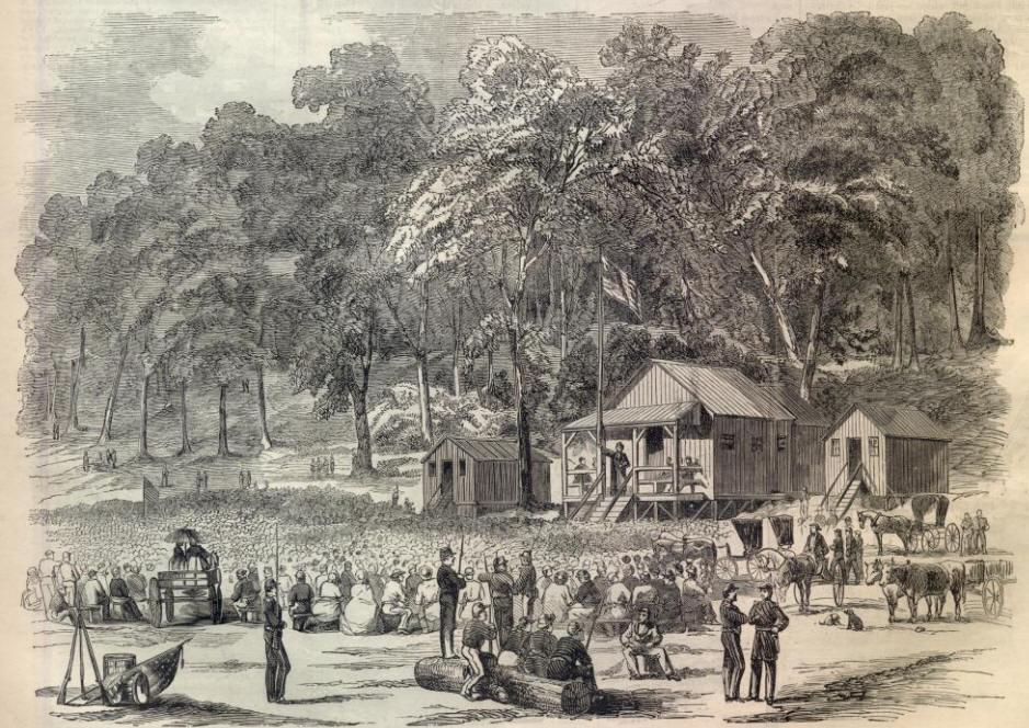 Camp Dennison Ohio