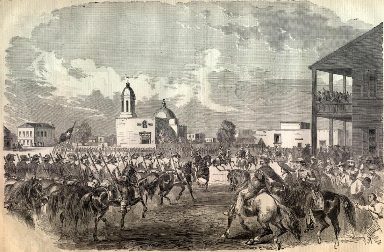 Surrender in San Antonio