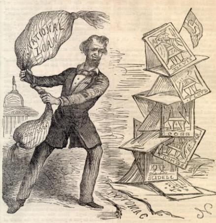 Confederate Cartoons