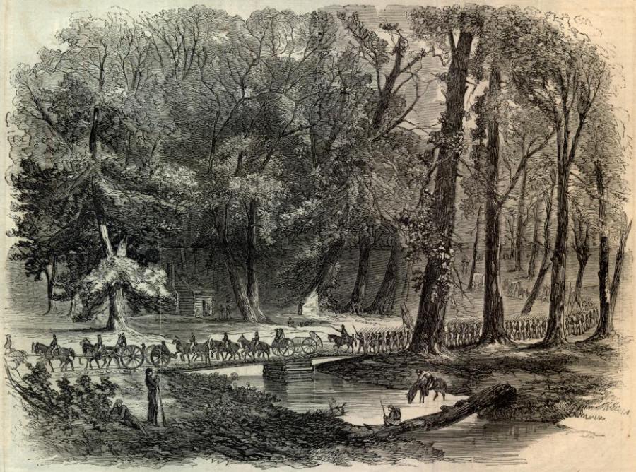Lick Creek