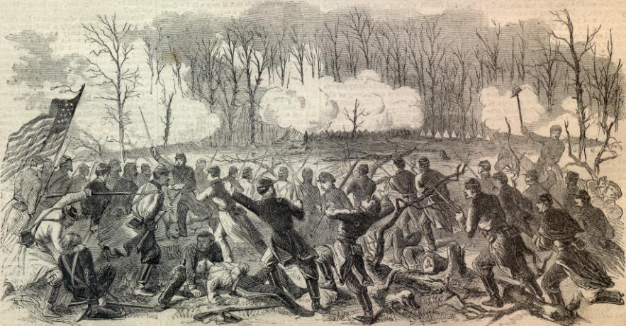 Battle Of Ft Donelson