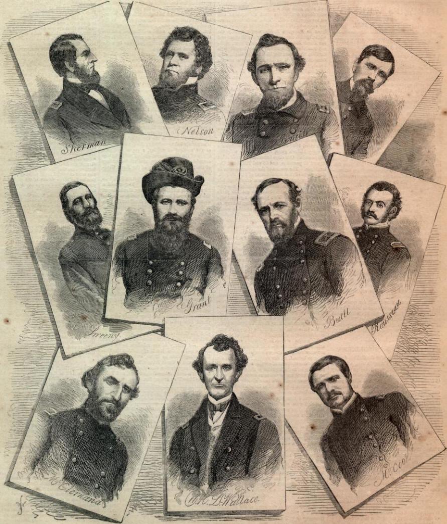 Battle of Shiloh - April 6, 1862