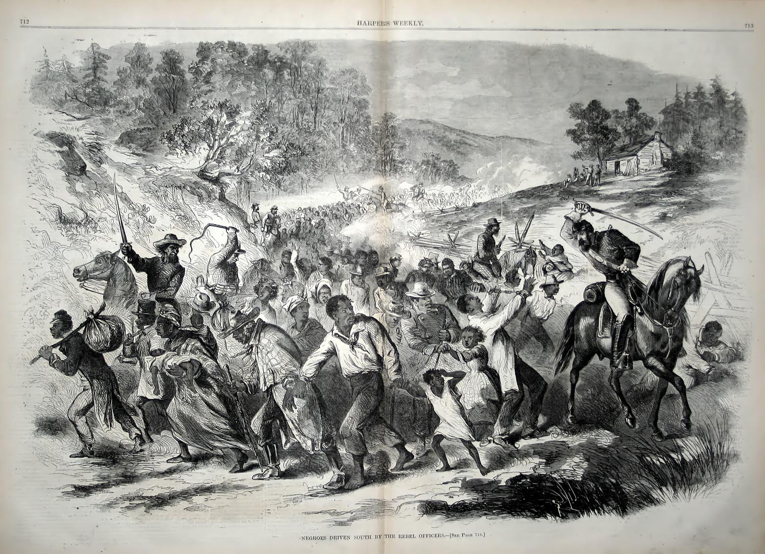 Essay on slavery during the civil war