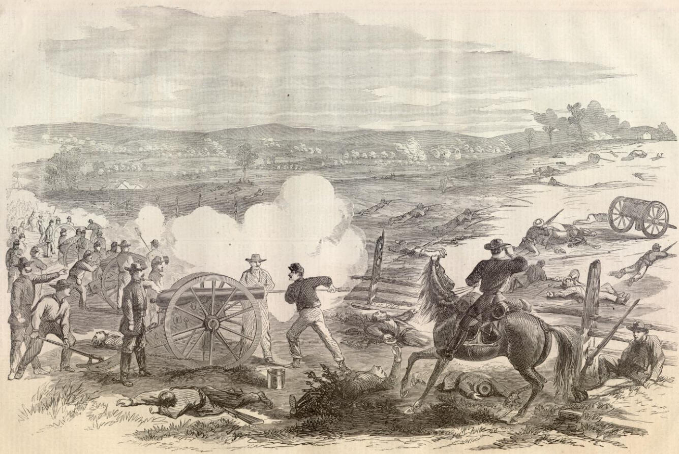 a history of the battle of antietam in 19th century Civil war battles top ten booklist  the battle of antietam,  like other books in this series it includes essays from noted civil war and 19th century historians .