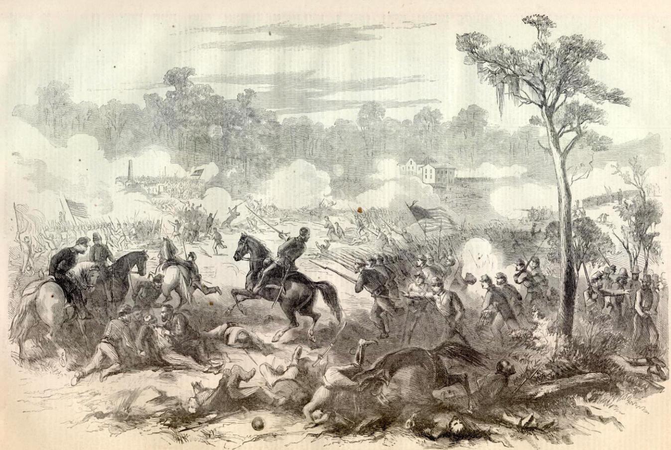 battle write up of baton rouge