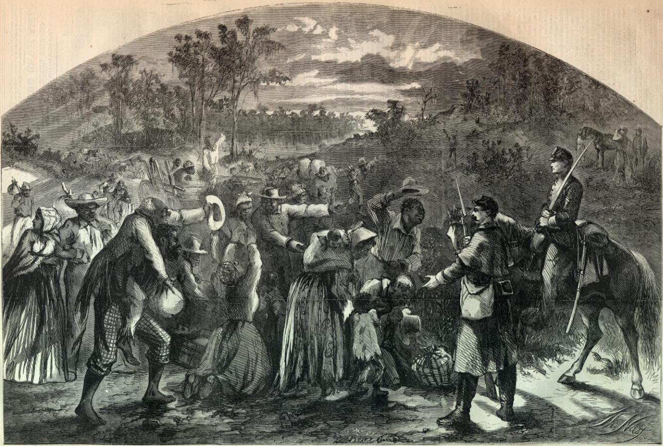 slavery and civil war Myth #4: the pre-civil war era was the low point of us race relations slavery was a low point, no doubt, but the era between 1890 and 1940 was a nadir of race relations, loewen said tiny .