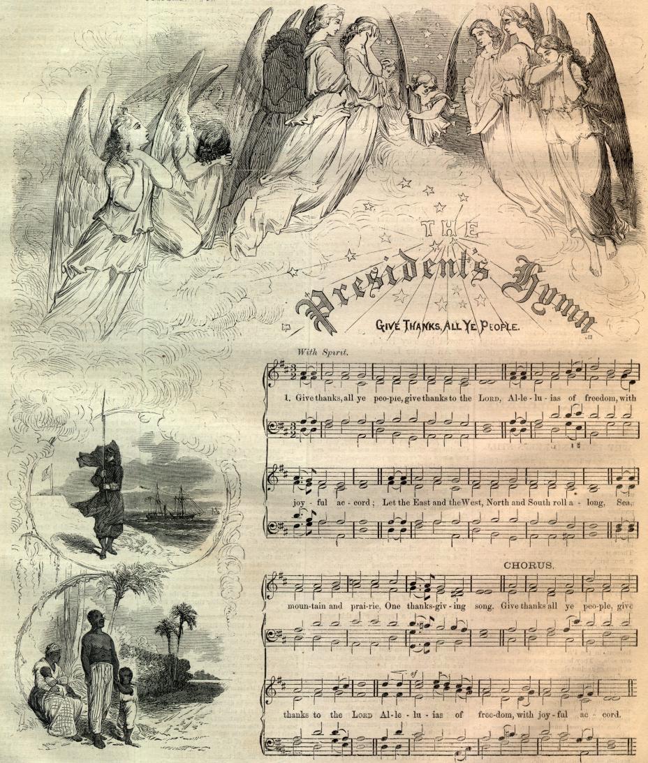 President Abraham Lincoln's Hymn