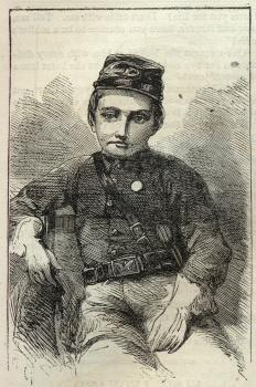 Youngest Soldier in the Civil War