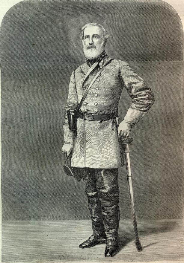 a biography of robert e lee war general Robert e lee was born on january 19, 1807 at stratford, virginia  on the 3rd  day of battle general lee hoping to end the war ordered the great frontal assault .