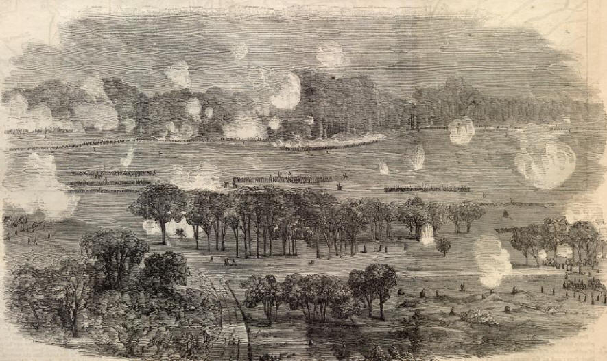 an analysis of the events in the battle of cold harbor The civil war trust's battle of cold harbor page includes history articles, battle  maps, helpful weblinks, and recommended books for this 1864 civil war battle in .