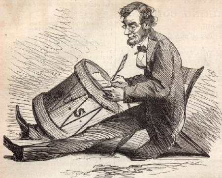 Last Lincoln Cartoon
