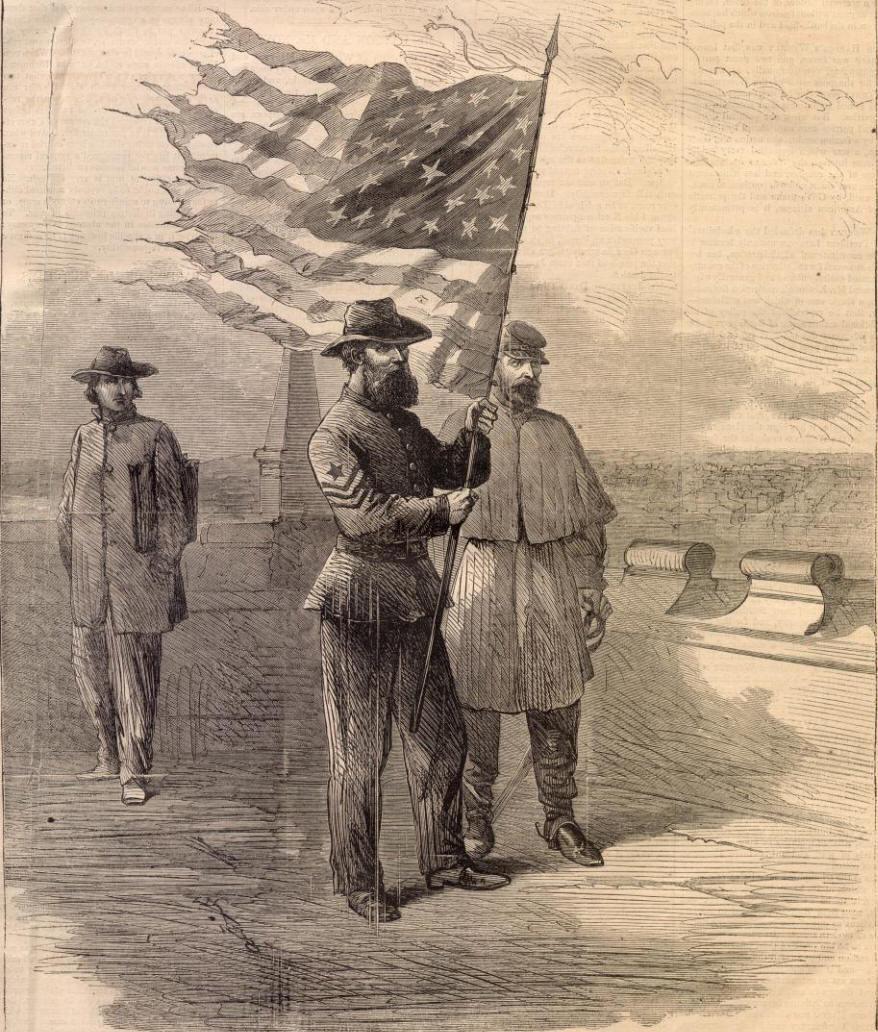 MILLEDGEVILLE GEORGIA, NOVEMBER 22, 1864 After the Battle