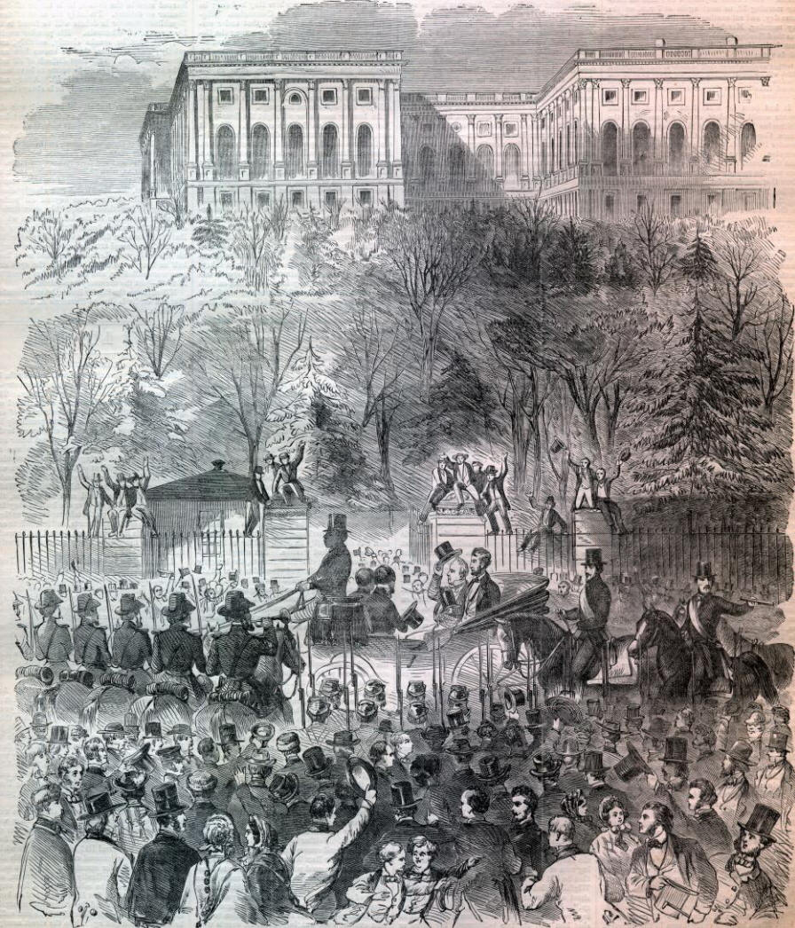 an introduction to the lincolns second inaugural address the fate of the us Abraham lincoln lesson plans for grades 9-12  become acquainted with some of his most famous speeches such as the second inaugural address  the fate.