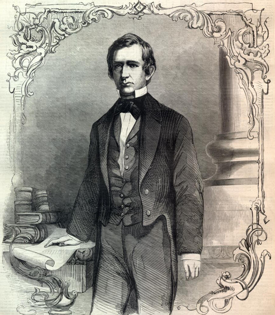 William H. Seward, Secretary of State