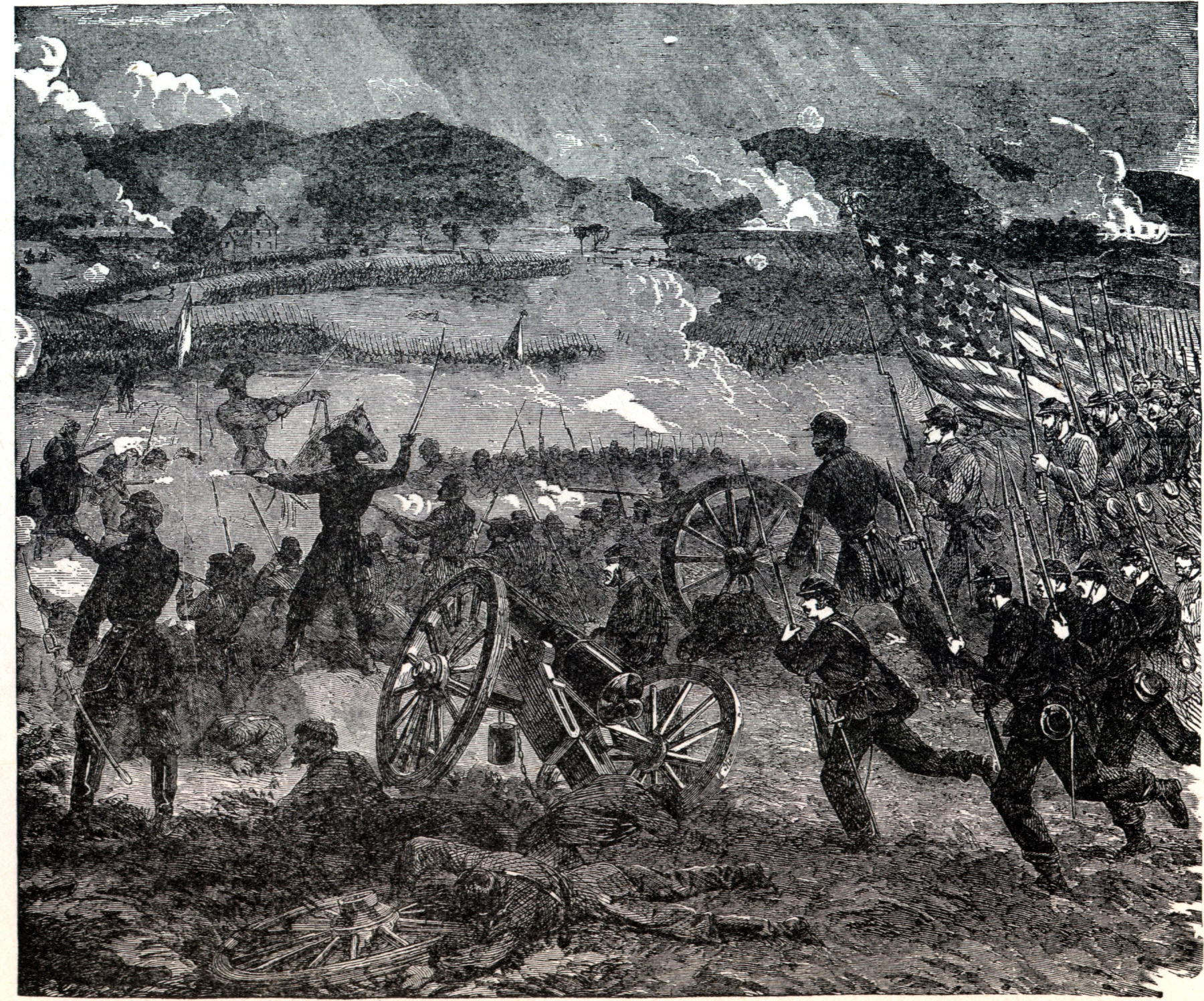 battle essay gettysburg The battle of gettysburg this essay the battle of gettysburg and other 64,000+ term papers, college essay examples and free essays are available now on reviewessayscom.
