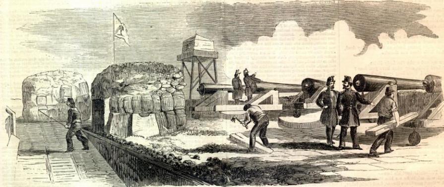 Moultrie Civil War