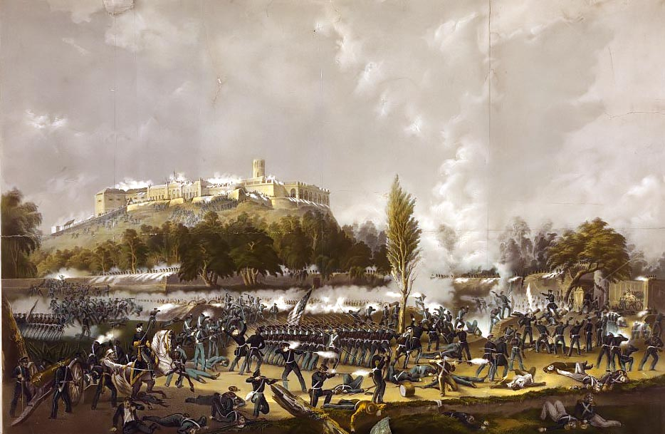 Battle of Chapultepec