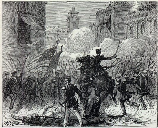 the mexican war a justified act This response is from the standpoint of the writer and believes the us was justified in going to war mexican territory, the to the us was an act of war.