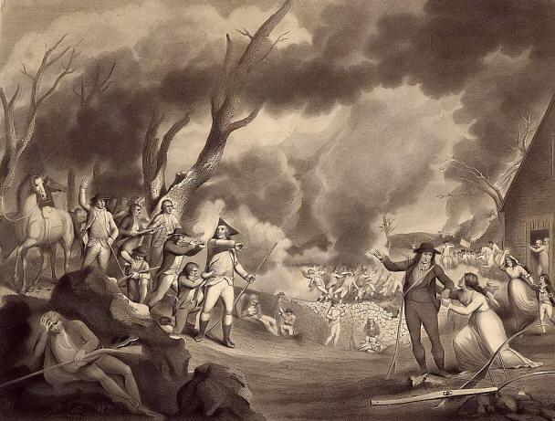 Lexington Concord Battle