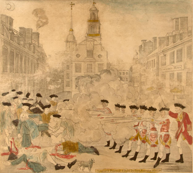 a history of the violent event of the boston tea party