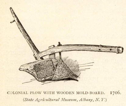 Colonial Plow