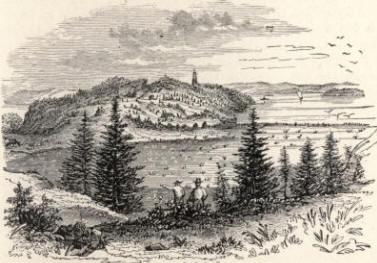 Stony Point Fort