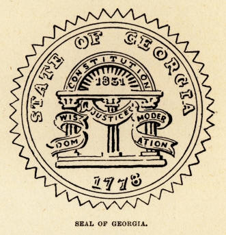 State Seal of Georgia
