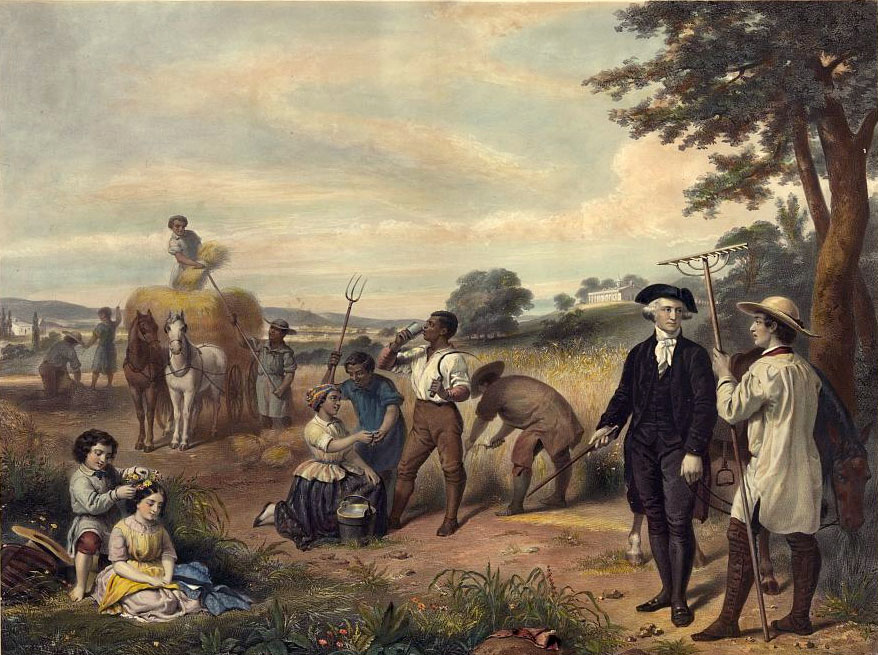 an overview of the african american slavery during the 18th and 19th century in the united states South and slavery web the late 18th century through the 19th century african-american a teach-in on slavery issues in united states history.