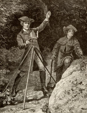 George Washington Surveyor