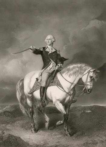 General George Washington Revolutionary War The Continental Army
