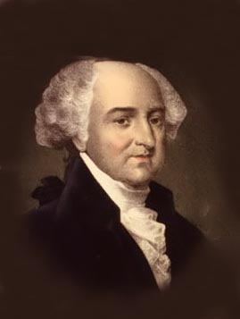 a political analys of john adam the second president of the united states John adams, a remarkable political philosopher, served as the second president of the united states (1797-1801), after serving as the first vice president under president george washington.