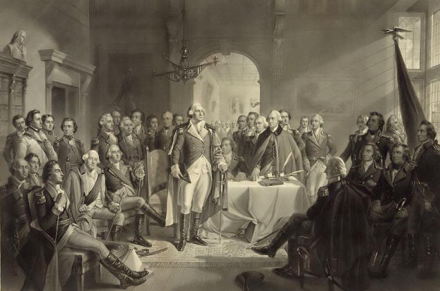 The Continental Army