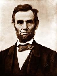 Abraham Lincoln Portretai