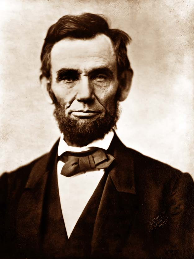 abraham lincoln 625 Media Construct? cartoons