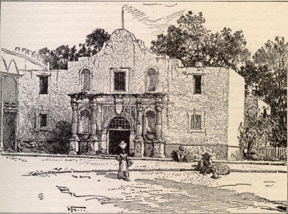 Texans Capture San Antonio And The Alamo